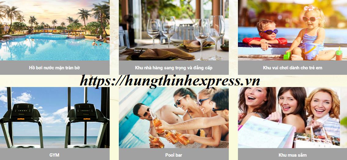 Cam Ranh Mystery Villas khu biệt thự biển cao cấp bậc nhất 1