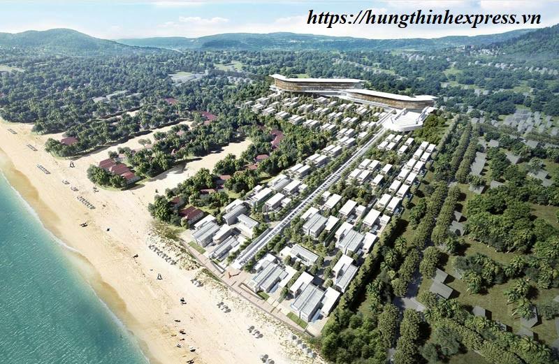 Điểm nổi bật của khu biệt thự Malibu Mgm Hội An Quảng Nam