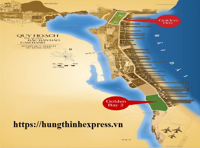 Dự án Golden Bay giai đoạn 2 có gì khác biệt so với giai đoạn 1