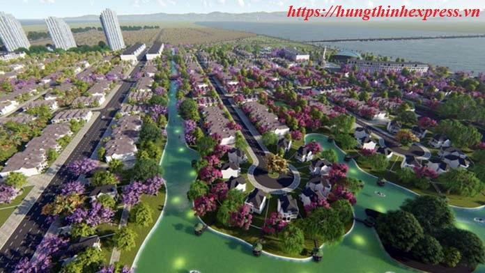 Phoenix Garden Phú Yên sở hữu vị trí vàng tại TP Tuy Hoà