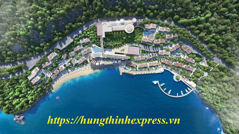 Vị trí đắc địa của dự án Golden Bay 602 Cam Ranh Nha Trang 1
