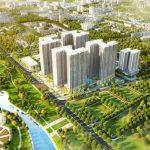 Chung cư Saigon Riverside Complex QUẬN 7