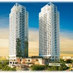 Phối cảnh góc nhìn dự án căn hộ Ascent Plaza Bình Thạnh