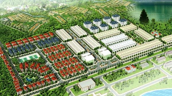 Tổng quan dự án khu đô thị Đại Phú, Bình Dương