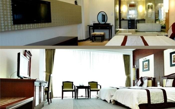 Nội thất bên trong khách sạn BMC Quy Nhơn