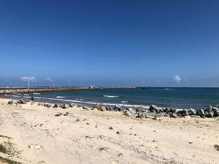 Tiến độ thi công dự án Queen Pearl Marina Complex 2