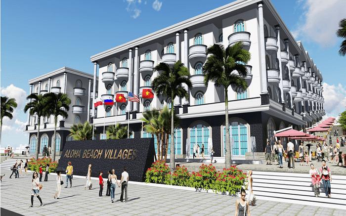 Tổng quan dự án Aloha Beach Village