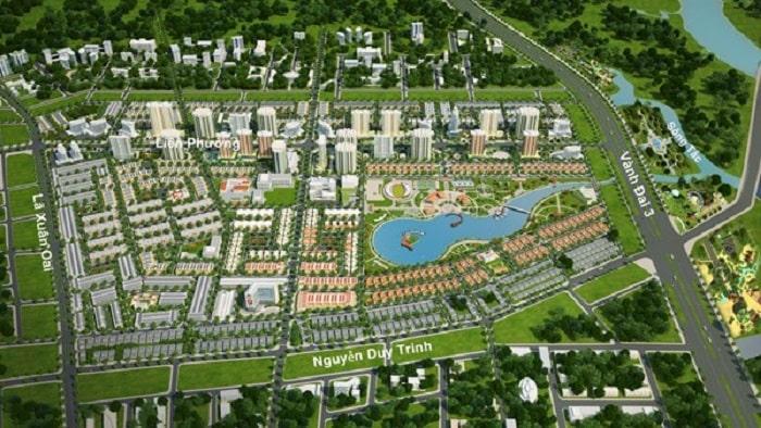 Sở hữu ngay đất nền khu đô thị Đông Tăng Long, Quận 9