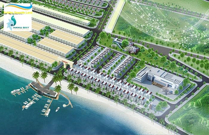 Tổng quan dự án khu du lịch nghỉ dưỡng Hamubay Phan Thiết