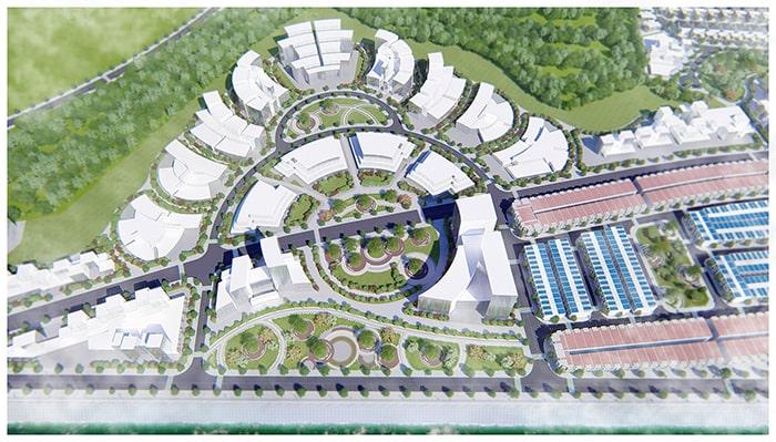 Toàn cảnh dự án Hamubay Phan Thiết 2