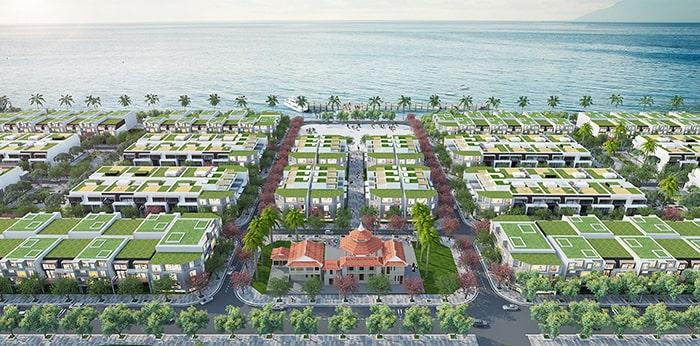 Toàn cảnh dự án Hamubay Phan Thiết 3