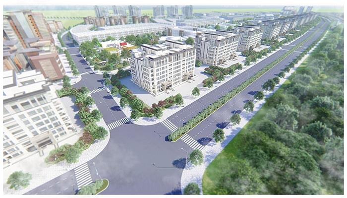 Toàn cảnh dự án Hamubay Phan Thiết 1