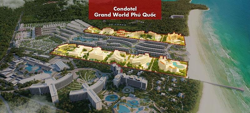 Tổng quan dự án Grand World Phú Quốc