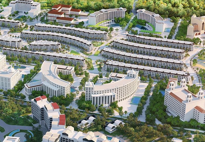 Mở bán Vinpearl Grand World Phú Quốc - thông tin mới nhất