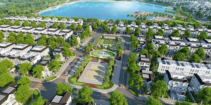 Nhà liền kề tại dự án Vinhomes Smart City Đại Mỗ Tây Mỗ