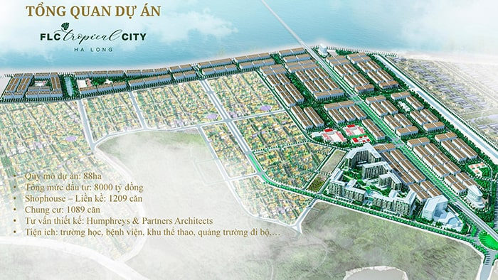 Bán đất nền tại dự án FLC Tropical Hà Khánh tỉnh Quảng Ninh