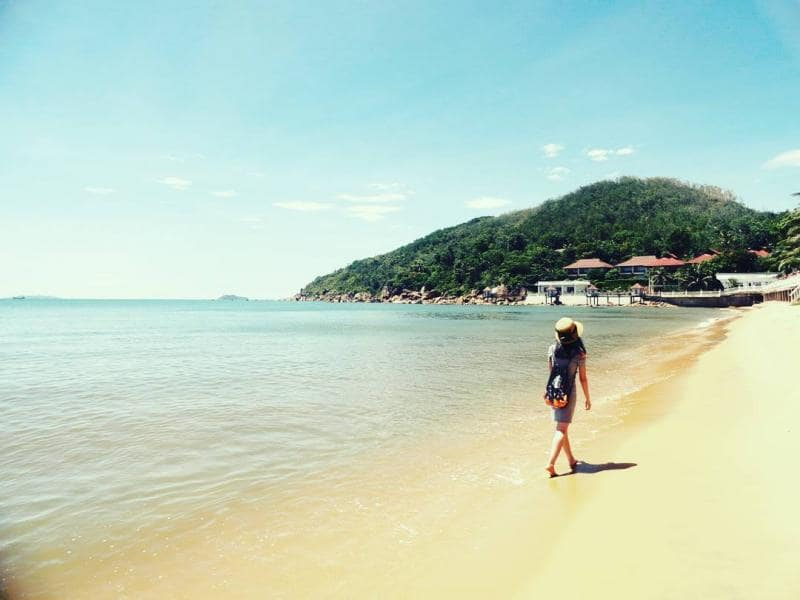 Bãi biển Quy Nhơn
