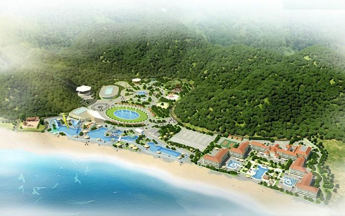 Khu du lịch Hải Giang Merry Land Quy Nhơn