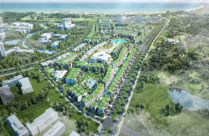 Khu nghỉ dưỡngFLC Lux City Quy Nhơn