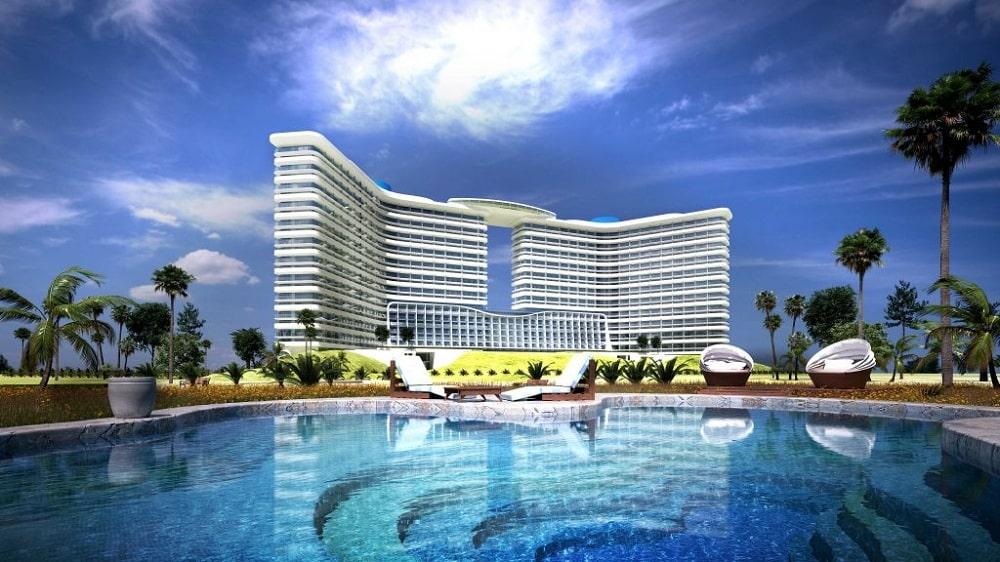 The Pearl Cam Ranh - dự án căn hộ Condotel, biệt thự cao cấp