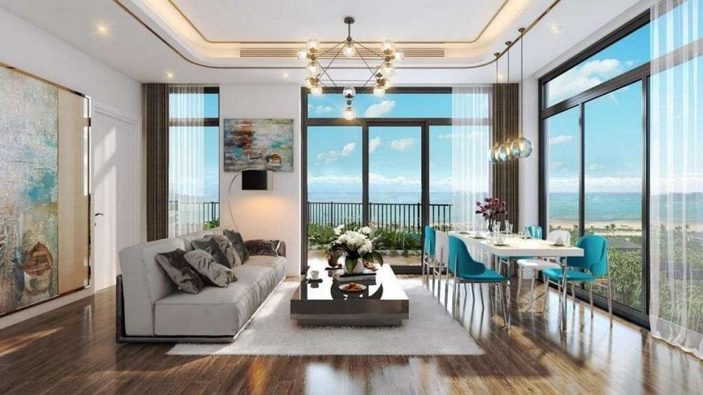 Nhà mẫu căn hộ Condotel dự án The Pearl Cam Ranh 4