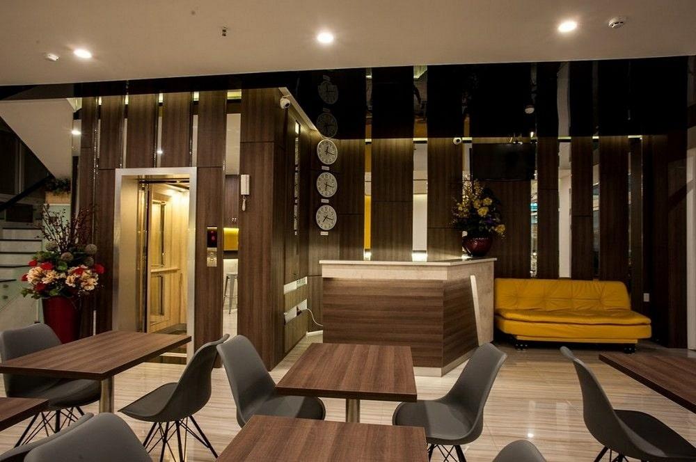 Nhà mẫu căn hộ Condotel dự án The Pearl Cam Ranh 3