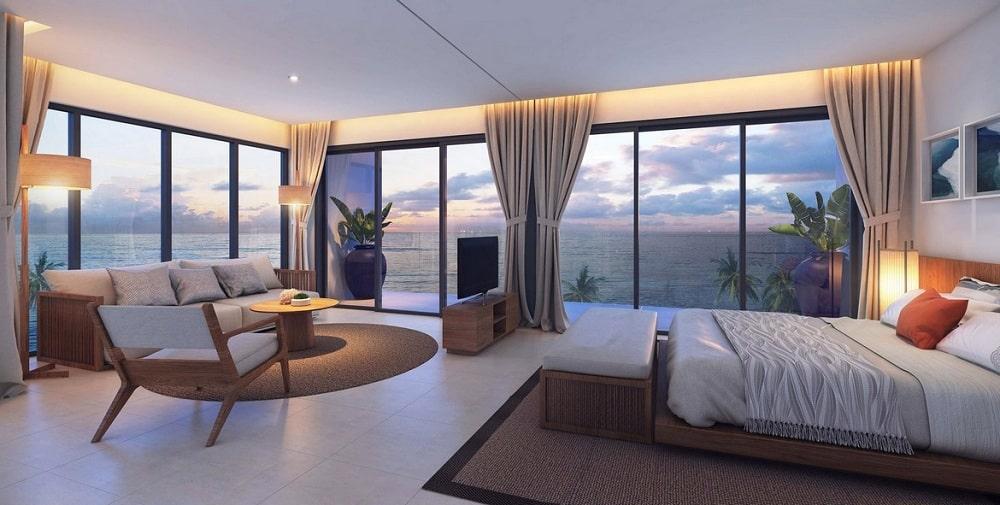 Nhà mẫu căn hộ Condotel dự án The Pearl Cam Ranh 2