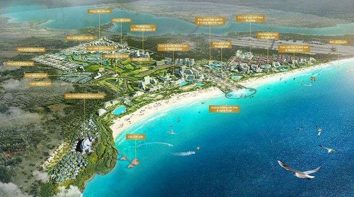 Tổng quan dự án KN Paradise Nha Trang