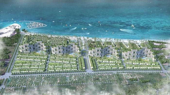 Đô thị nghỉ dưỡng Thanh Long Bay - Phan Thiết, Bình Thuận