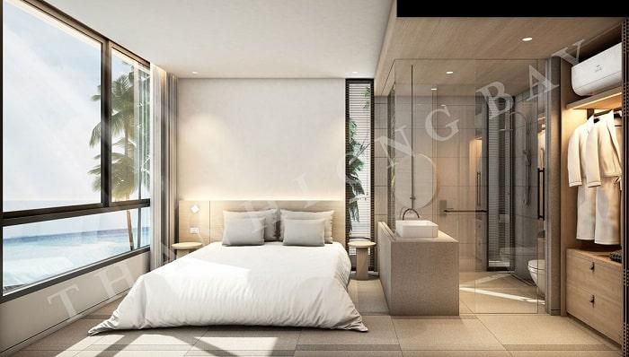 Mẫu thiết kế Căn hộ 2 Phòng Ngủ Thang Long Bay 1