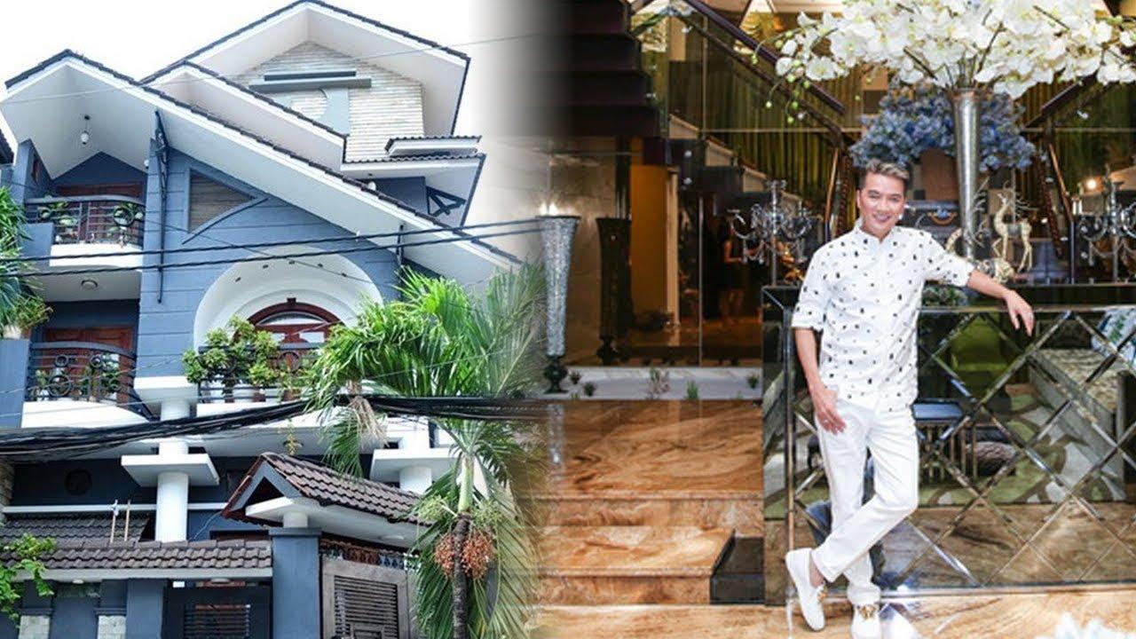 Sửng sốt với biệt thự của Đàm Vĩnh Hưng trị giá 3 triệu đô