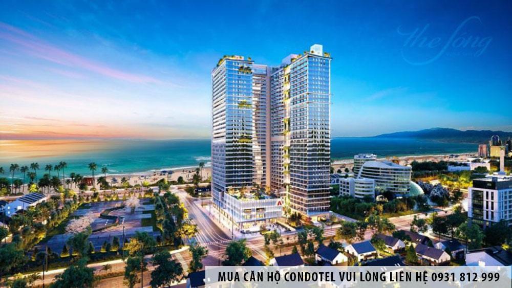 Tổng quan dự án căn hộ Condotel The Sóng Vũng Tàu mới nhất