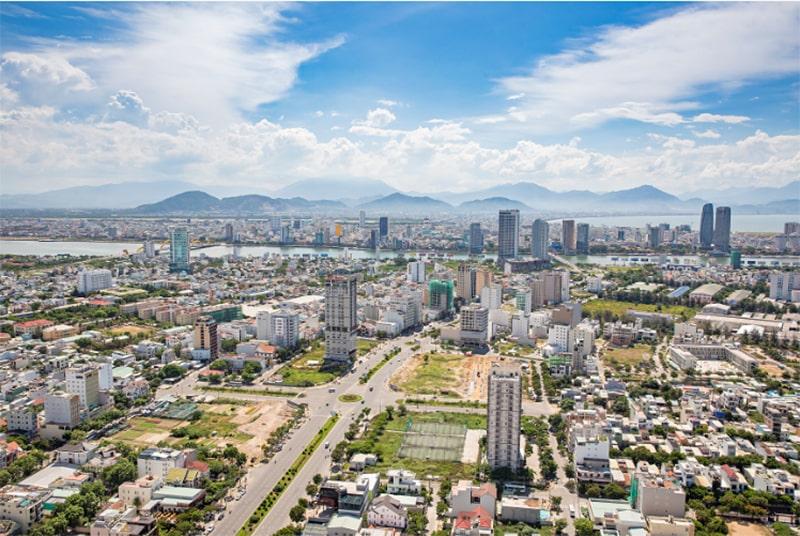 Hình ảnh thực tế tại dự án Wyndham Soleil Đà Nẵng