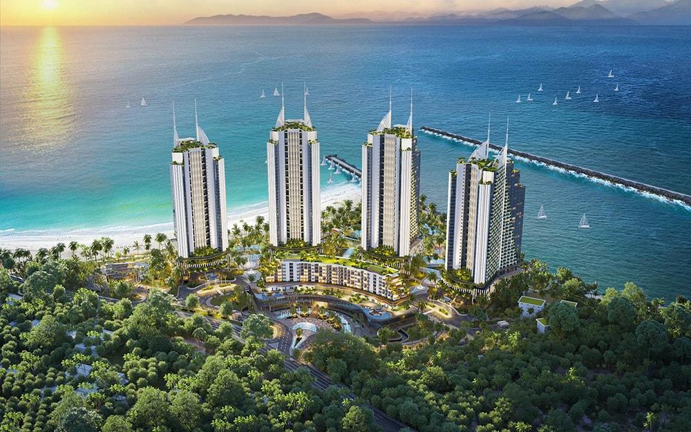 Tổng quan dự án Sailing Bay Ninh Chữ