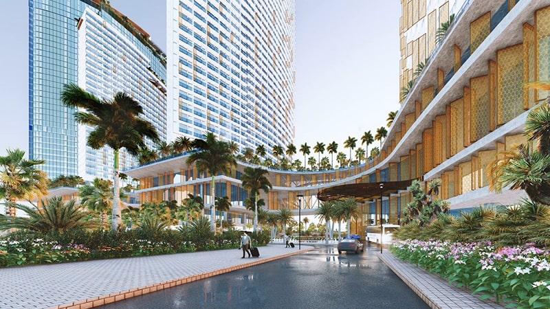 Tiện ích nội khu tại dự án Sunbay Park