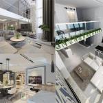 Các phong cách thiết kế nội thất chung cư ấn tượng