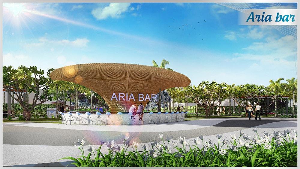 Tiện ích Aria bar tại dự án Aria Vũng Tàu