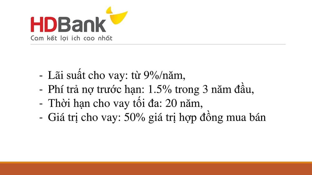 Chính sách hỗ trợ của ngân hàng tại dự án Aria Vũng Tàu