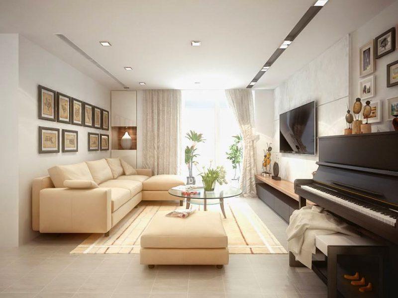 Nhà chung cư giá bao nhiêu cho người trẻ