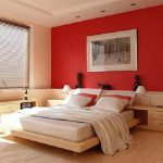Thiết kế phòng ngủ cho người mệnh Hỏa hợp phong thủy
