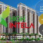 Dự án căn hộ High Intela - Mặt tiền Võ Văn Kiệt Quận 8