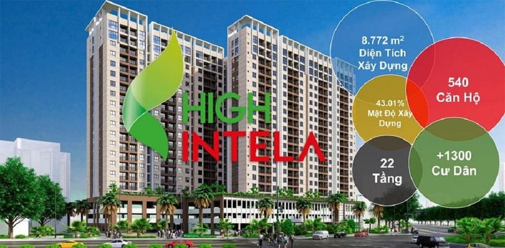 Tổng quan dự án căn hộ Hight Intela